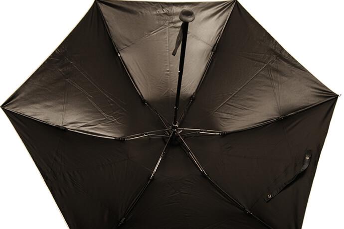 傘の内側の色は黒がおすすめ